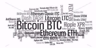 10 رمز ارز مهم بازار پس از بیتکوین